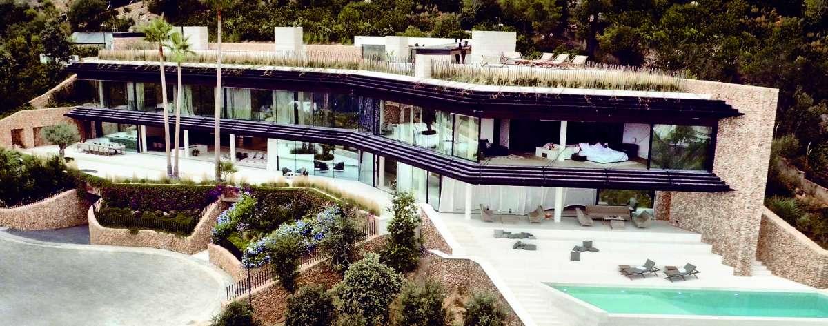 Single Family Home For Sale At Villa Prisma Mallorca,07001 Spain