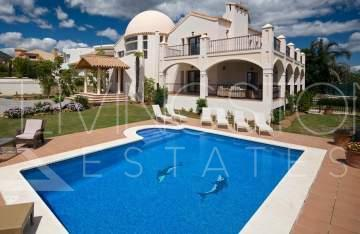 Individually designed villa that has been meticulously planned out with an exquisite choice of ...