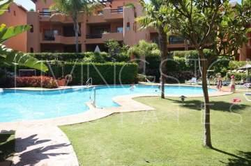 Lovely apartment, recently refurbished in Bel air, Estepona (Rented for Long term)