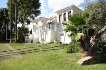 Spectacular Luxury Villa in The Golden Mile, with great views to the sea. Perfectly located ...