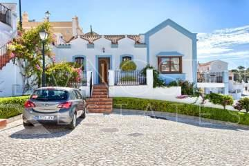Luxury townhouse in La Heredia de Monte Mayor Benahavis