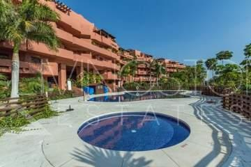 Beautiful 3 bedrooms apartment in Las Nayades, Estepona