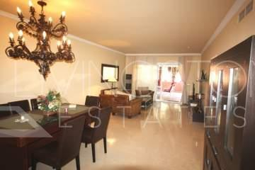 This beautiful spacious ground floor apartment is located within the secure and exclusive ...