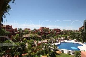 Beautiful modern apartment in a gated beachside community located on the New Golden Mile. This ...