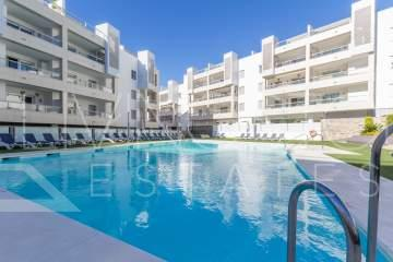 3 Bedroom apartment for rent on San Pedro Beach side. In a brand new complex in the ...