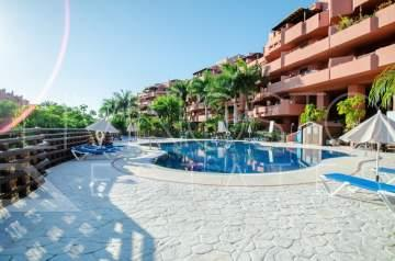 Contemporary stylish 3 bedrooms, 2 bathrooms apartment located on the beach side of New Golden ...