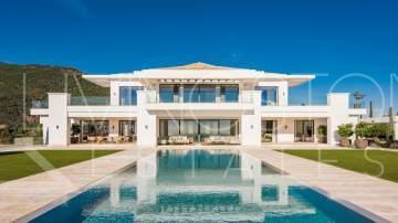 Modern Newly built villa La Zagaleta
