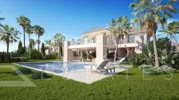 Exclusive modern villa for sale - Newly built in Benahavís