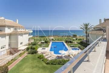 Wonderful 3bed Penthouse Frontline Beach