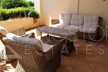 Luxury apartment for rent in Benahavis!