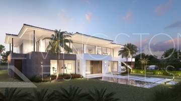 Exceptional contemporary luxury villa located on a fantastic plot of 2500 m2