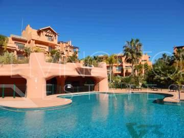 Ground floor apartment for holiday rent in Sotoserena, Estepona