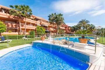 Luxury apartment in one of the most prestigious part of Puerto Banus!