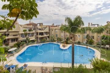 Large apartment for long term rental, Los Flamingos Golf course, Estepona