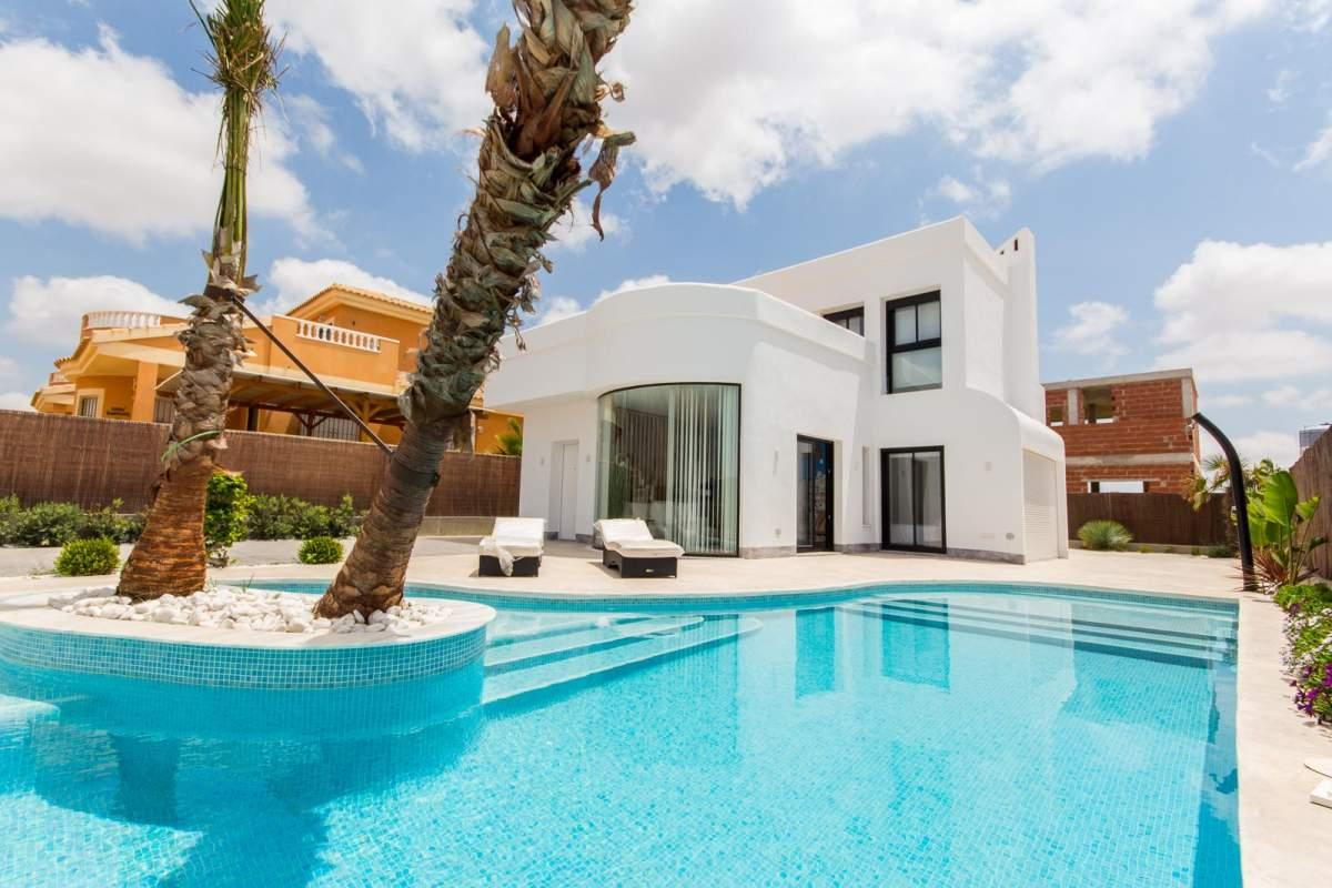 Modern 3 Bed Villas with private pool - Sucina Tropical