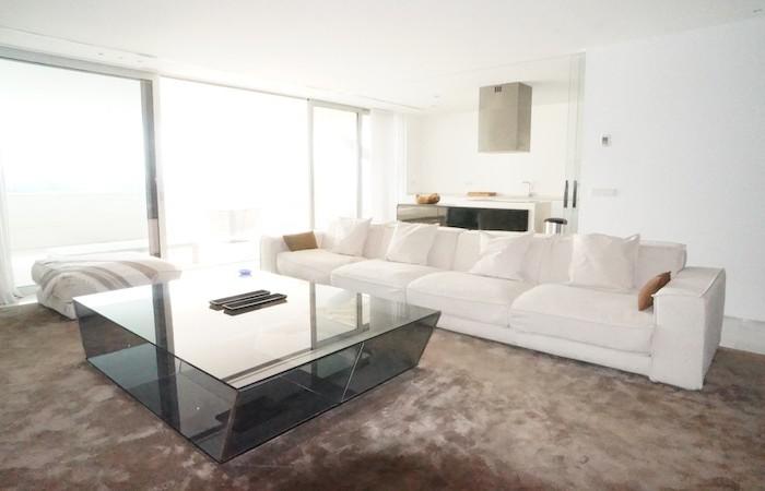 Minimalistische luxus penthouse in es pouet ibiza.: a luxury home