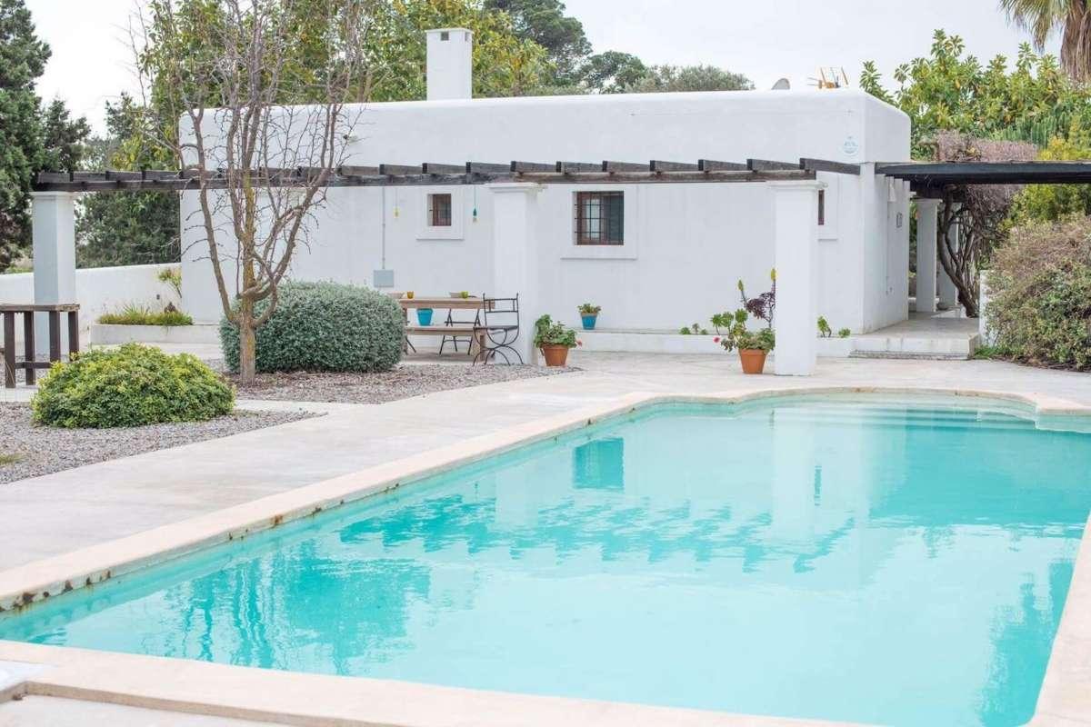 Additional Photo For Property Listing At Casa De Campo Ibicenca En Venta En  Cala Jondal Ibiza
